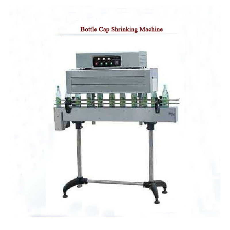 BSS-1538C Bottle Shrink Labeling Machine