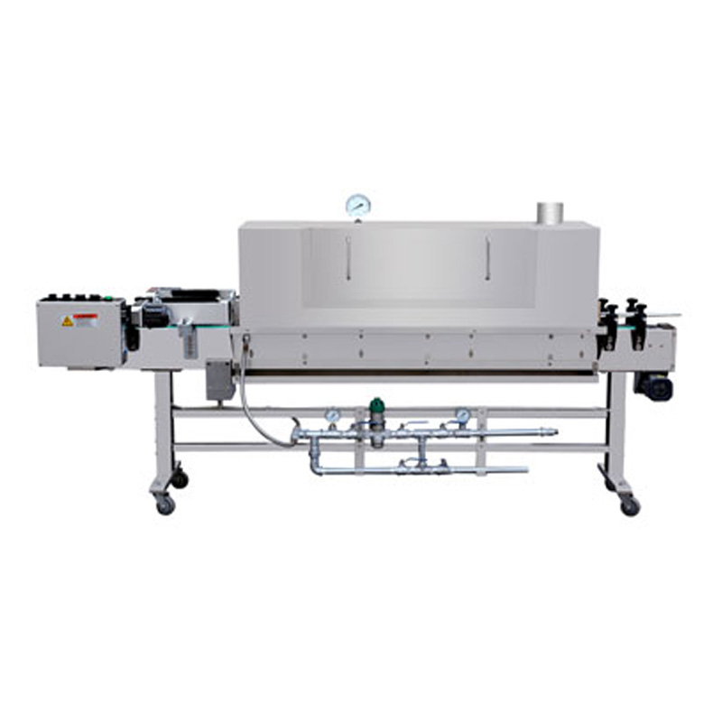 ZBS83A Wrap Around Labeling Machine