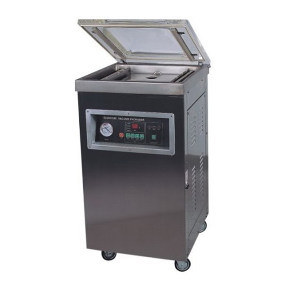 DZ400-2D Stainless Steel Food Sealer Single Chamber Vacuum Machine