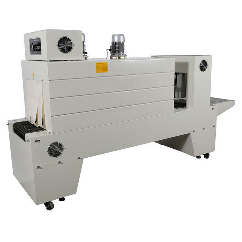 BSE5040A PE Film Packaging Heat Shrink Tunnel Machine