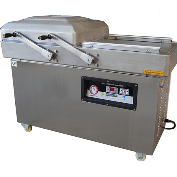 DZ500-2SB Food Sealer Double Chamber Vacuum Machine