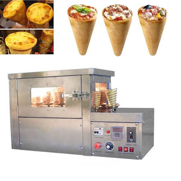Pizza Cone Oven Machine
