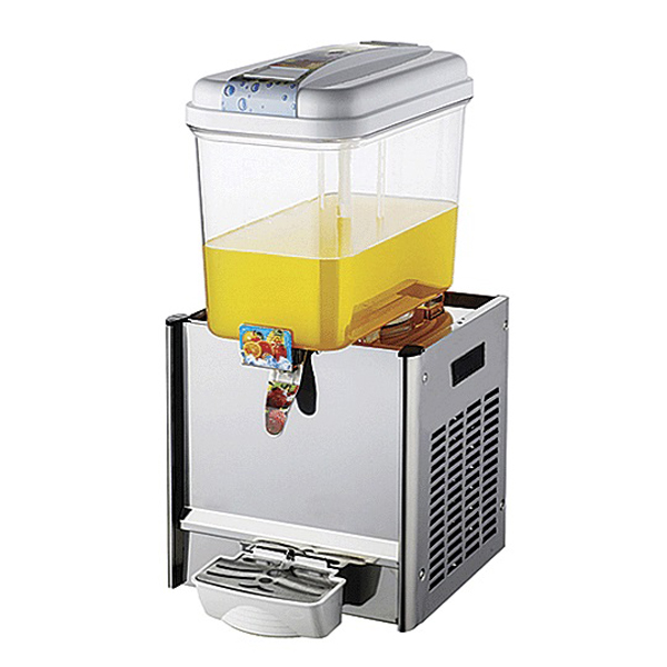 4.8 Gallons Refrigerated Beverage Cooler Dispenser