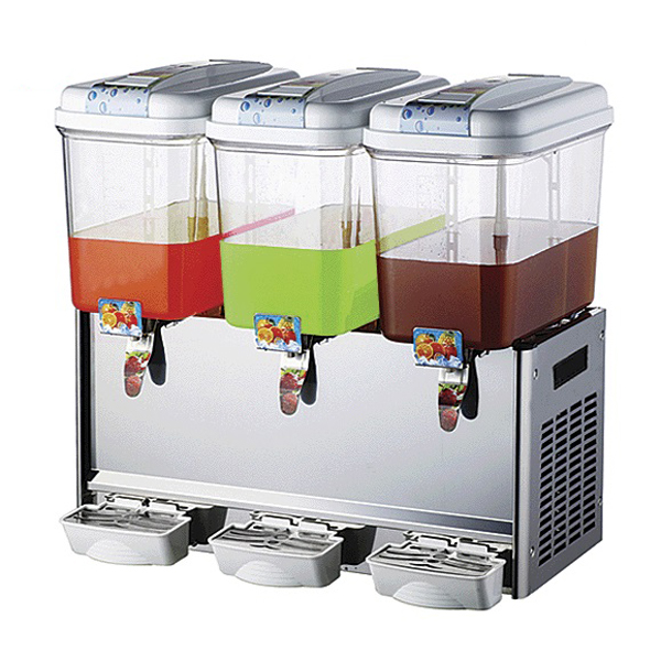 Triple Tank 5 Gallon Drink Dispenser