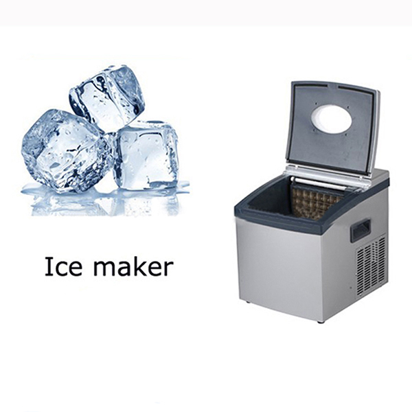 Table Top Water Dispenser With Ice Maker