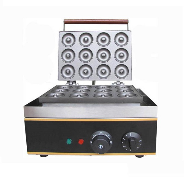 12pcs Commercial Donut Maker