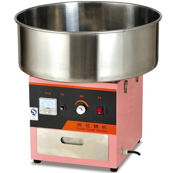 Commercial Cotton Candy Fairy Floss Maker Machine