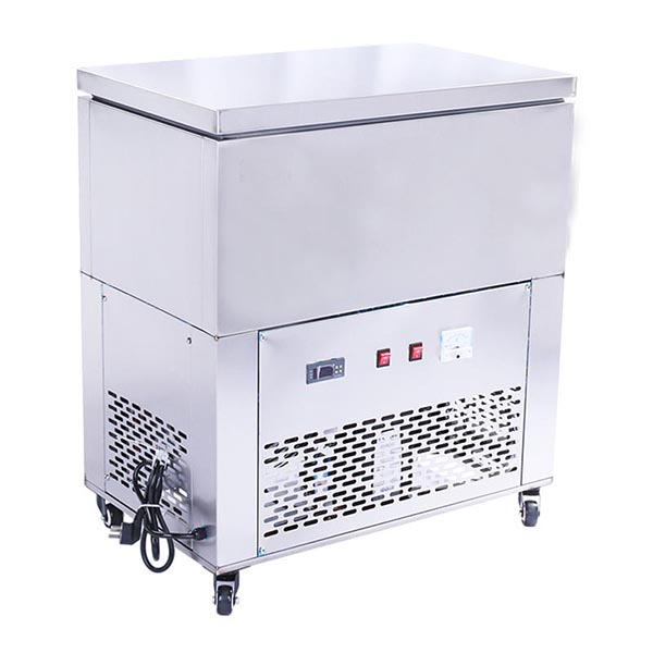 6 Barrel Snow Ice Block Machine