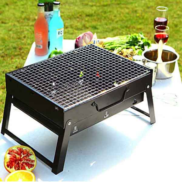 Small Tabletop Charcoal BBQ Grills