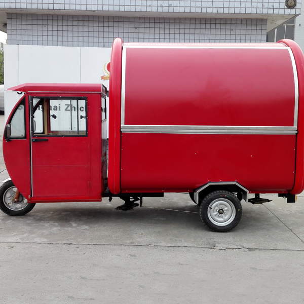 Multifunctional Street Food Mobile Food Trailer